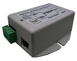 (TP-DCDC-1218) 9-36VDC In, 18VDC Out 18W DC to DC Conv / POE Ins