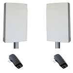 EZ-Bridge®LT5+ 802.11an Point to Point Wireless Bridge System