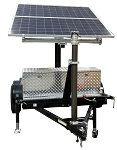 (RPMS24-360-650) RemotePro® Mobile Solar Power System. COMING SOON