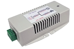 (POE-INJ/SPLT-G) Gigabit 2.5A PoE Inserter/Splitter 12-65VDC In, 12-57VDC on 4 pairs up to 150W Out