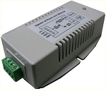 (TP-DCDC-2456GD-VHP) 18-36VDC In, 56VDC 70W 2 Ch 802.3at Out DCDC