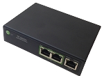 (TP-SW3G) 3 Port 60W Gigabit PoE Switch/Extender. IEEE802.3af/at