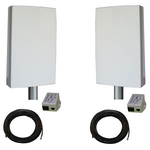 EZ-Bridge®LT2+HD Industrial Strength 802.11g/n PtP Wireless