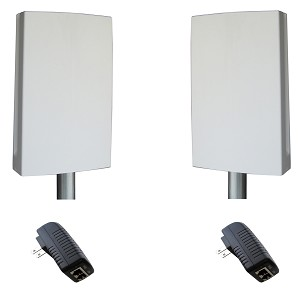 EZ-Bridge® LT2+ 802.11g/n Point to Point Wireless Bridge System