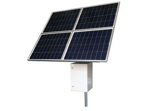(RPST24-100-280)  24V Battery, 20A, RemotePro™ 65W Continuous Solar Power System