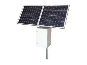 (RPST24-50-160) 24V Battery, 24V Output, RemotePro™ 25W Continuous Solar Power System