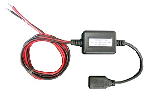 (TP-VR-2405-USB)  USB Thingy, 10-32VDC In, 5VDC@1A USB Out