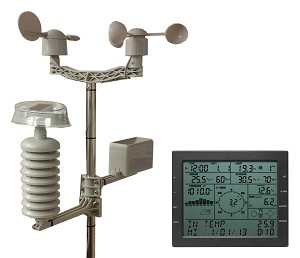 (TP2700WC) ProWeatherStation Data Logging Wireless Weather Station