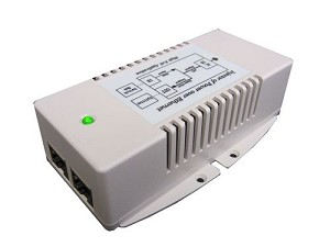 (TP-POE-HP-56G-FBN)  56V 60W High Power Gigabit Passive POE Inserter